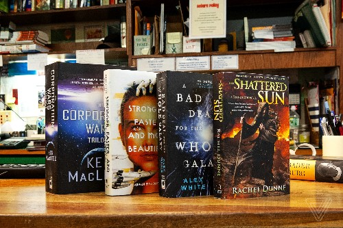 10 science fiction and fantasy books to check out this December