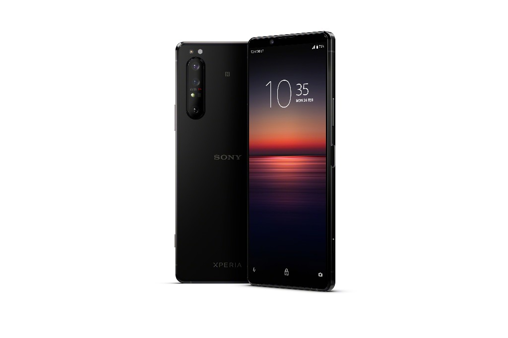 Sony's new Xperia 1 II adds 5G to its lineup of tall phones