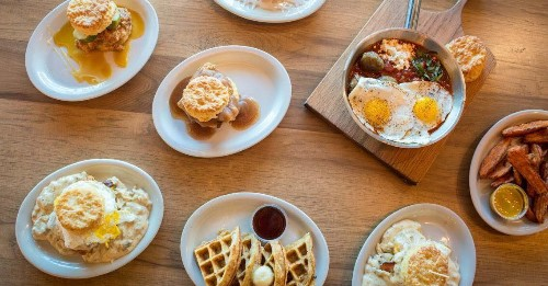 Maple Street Biscuit Co. Heads to James Island Shopping Center