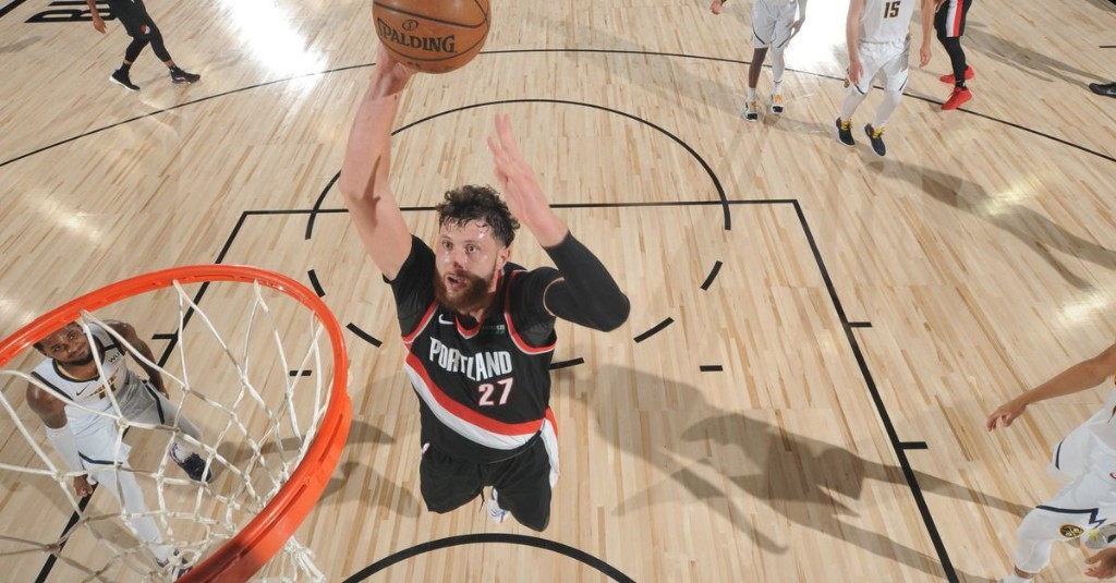 Is Jusuf Nurkic a Top 5 Center?