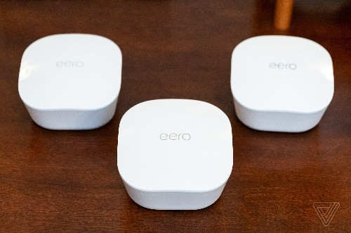 Eero's latest router system is simple to use and less expensive than before