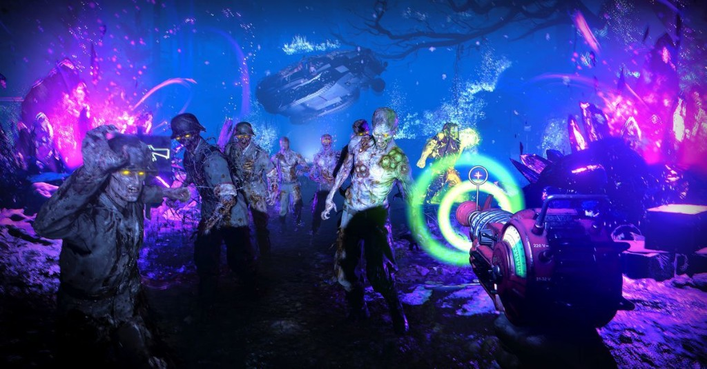 Call of Duty: Black Ops Cold War's Zombies mode heads to the '80s for a new chapter