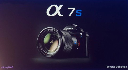 Sony announces full-frame A7s camera that can practically shoot 4K video in the dark