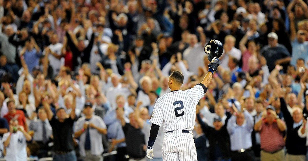 This Day In Yankees History: Derek Jeter stands alone