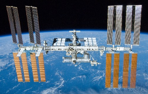 The Russian space station crew might get downsized from three cosmonauts to two