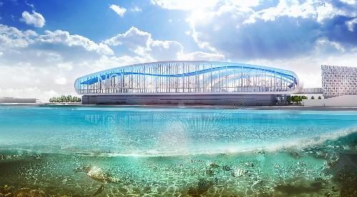 Norwegian Cruise Line will build a futuristic new terminal at PortMiami