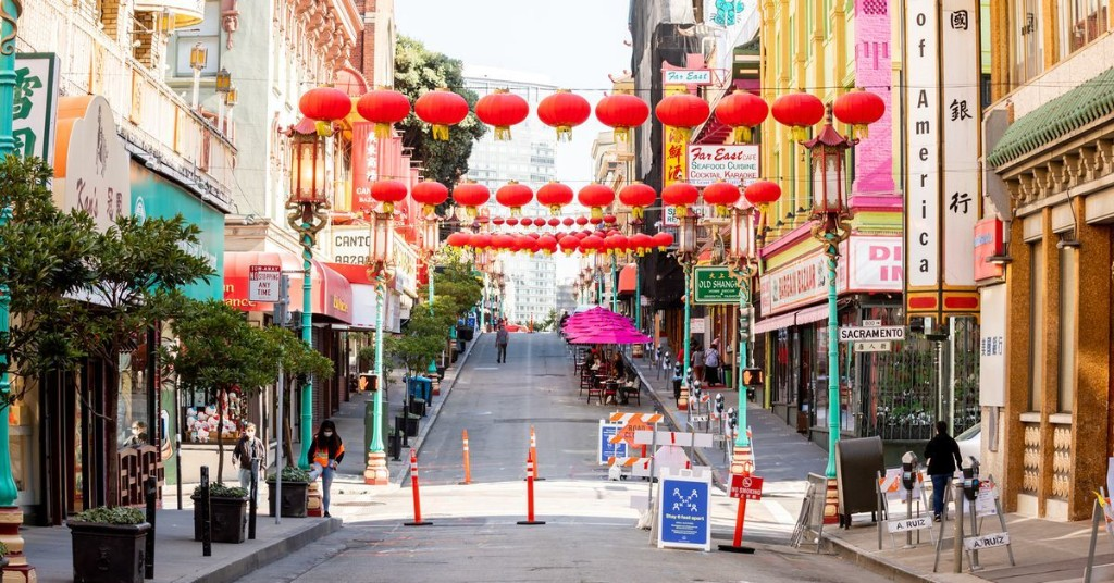 New Effort Promises $25,000 to Chinatown Restaurants for Outdoor Dining