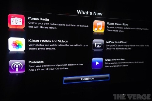 Major Apple TV update brings iTunes Radio, music purchases and more