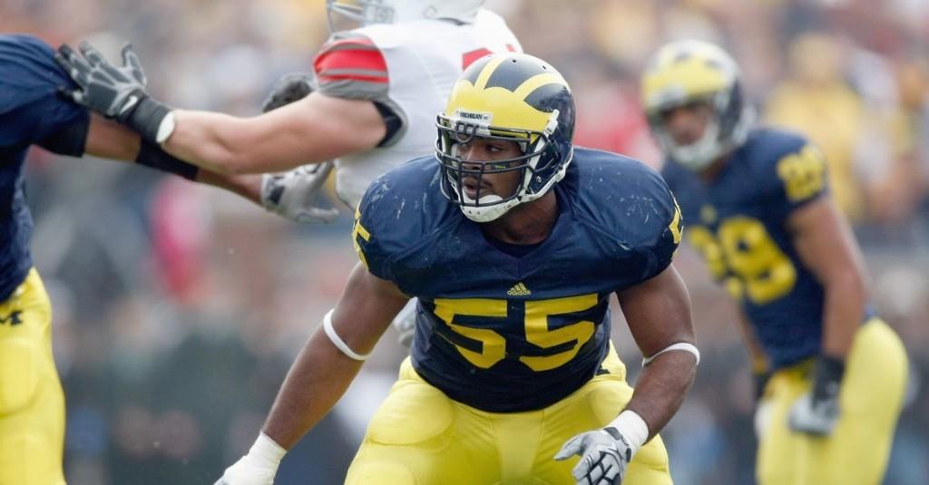 Brandon Graham says the quarterback position is Michigan's main problem under Harbaugh