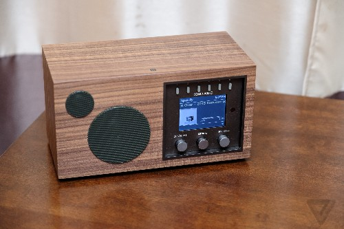 Como Audio's speaker matches classic looks with modern tech