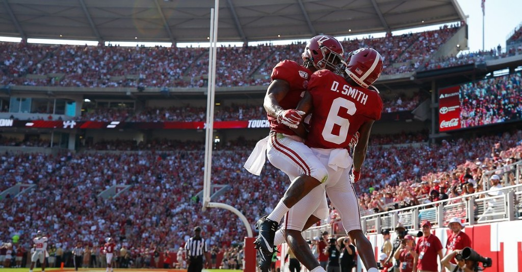 "Jumbo Package: Saban praises team's ""spirit"" heading into the opener"