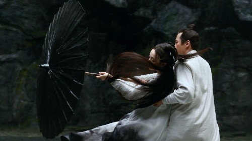Zhang Yimou's action-fantasy Shadow sets gorgeous action in a morally gray world