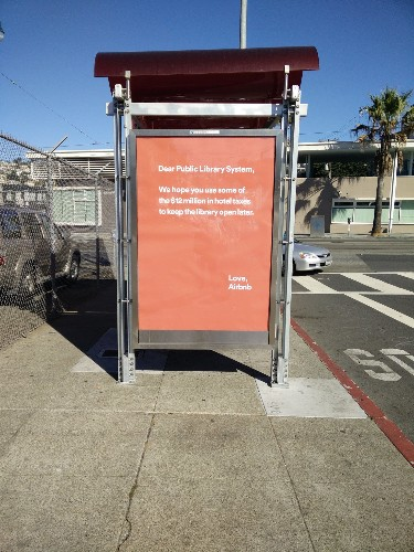 Airbnb comes under fire for tone-deaf San Francisco ads