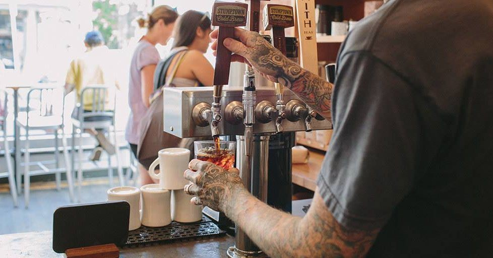Stumptown Coffee's First Chicago Cafe Opens on Monday