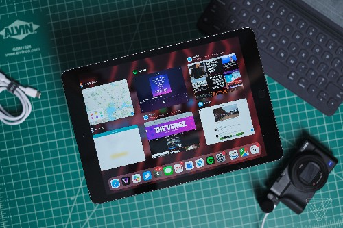 The latest iPad is back to its lowest price yet today