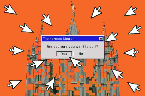 The Mormon Church vs. the internet