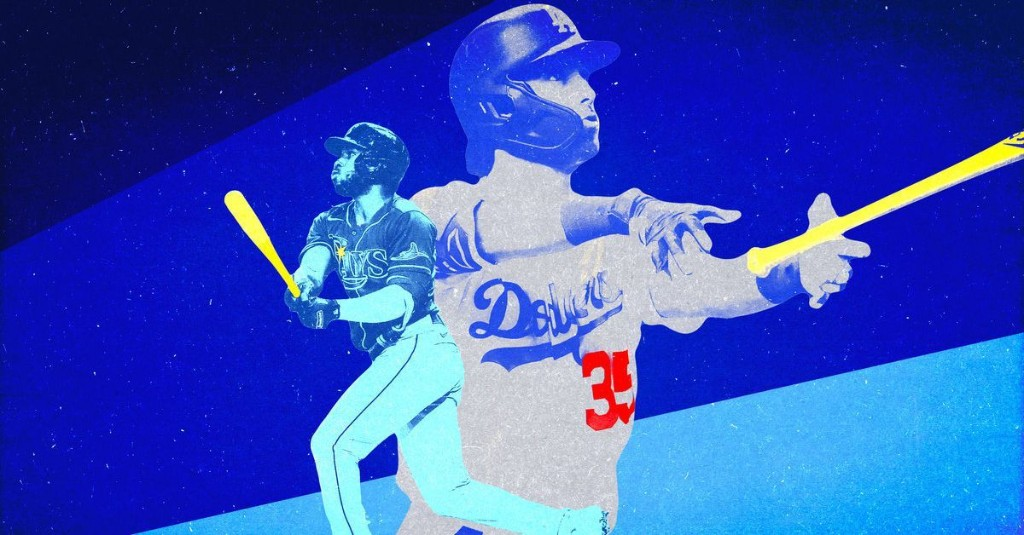 The Rays and Dodgers Are No. 1 Seeds—but This World Series Matchup Is an Anomaly