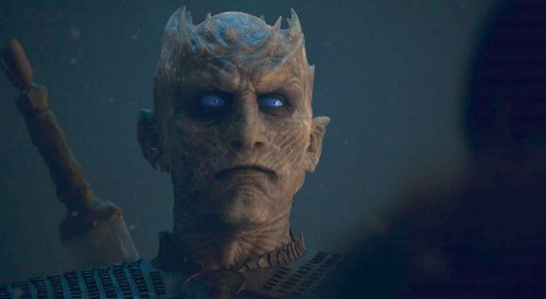 The Night King's big Battle of Winterfell scene was a long-awaited Thrones moment