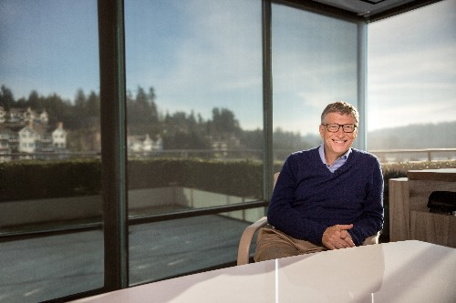 Bill Gates will invest as much as $2 billion in new clean energy partnership with US and India
