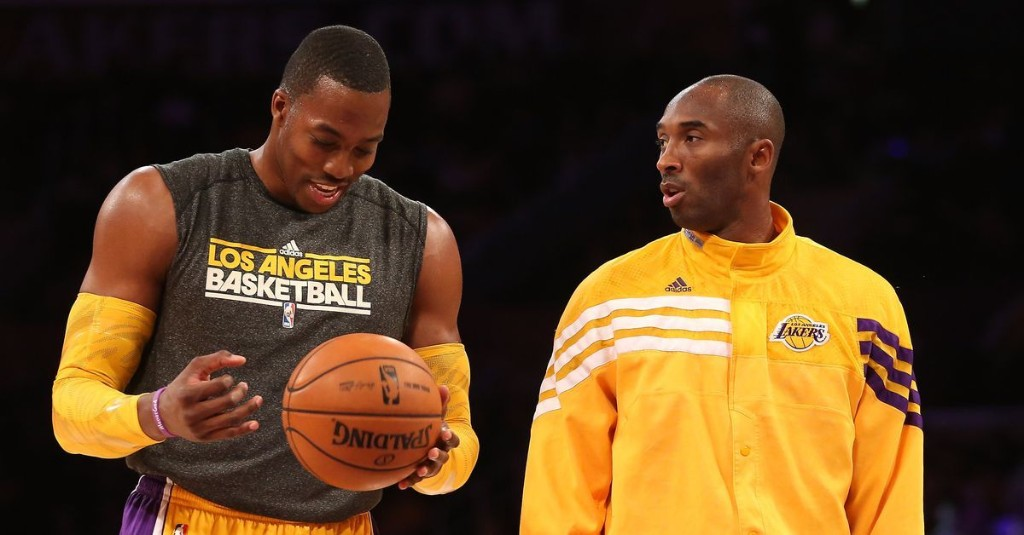 Jeanie Buss says Kobe Bryant told the Lakers they should sign Dwight Howard
