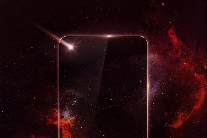 Huawei hints at notchless phone with circular camera cutout