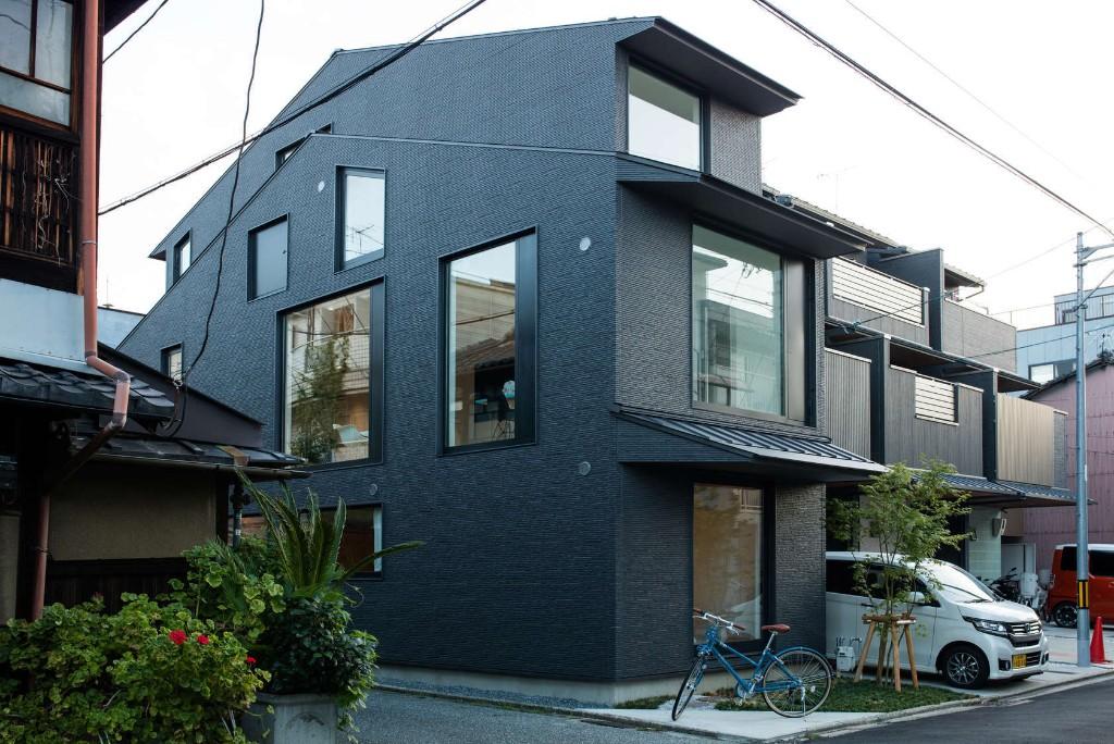Japanese House Design - Magazine cover