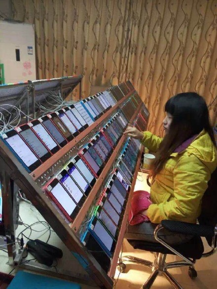 This is how App Store rankings are manipulated