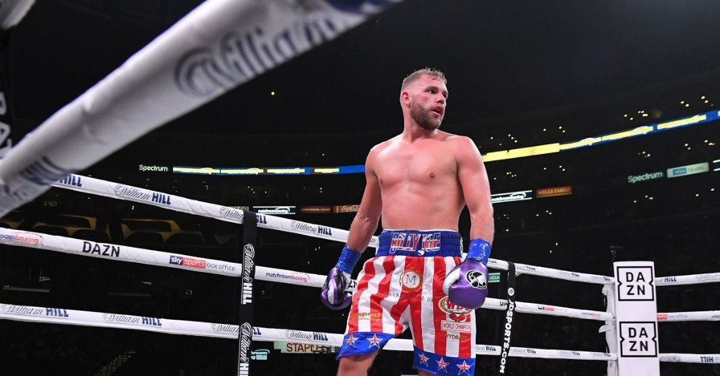 Billy Joe Saunders explains why he opted out of Canelo sweepstakes