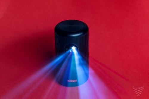Nebula Capsule II mini projector review: TV in a can