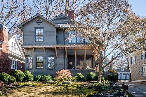 In Buckhead's Garden Hills, redone residence from 1909 called 'gorgeous' at $1.1M