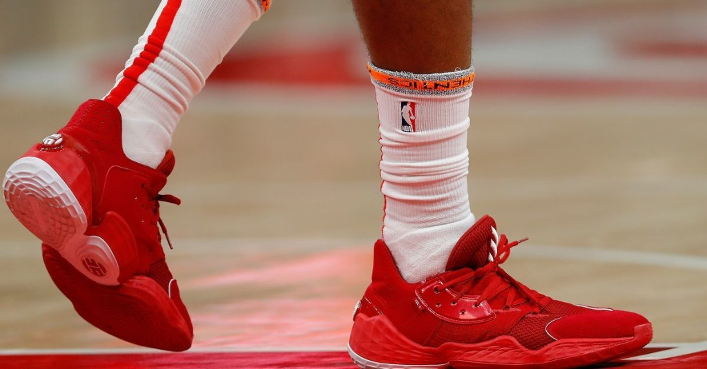 Ranking the five best signature shoes in Rockets history