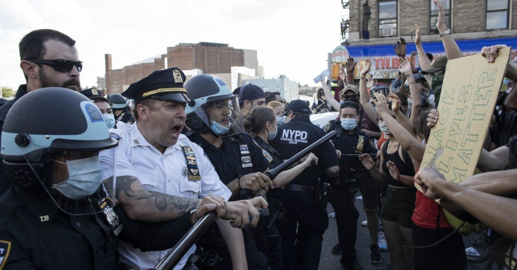 Protest In The U.S. cover image