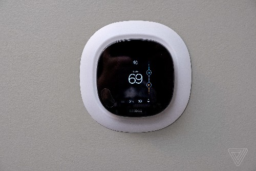 Ecobee's new SmartThermostat is faster, sleeker, and a better Alexa speaker