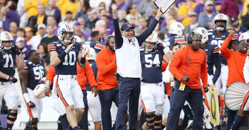 LOCKED ON AUBURN: Some Good and Bad News for Auburn Football