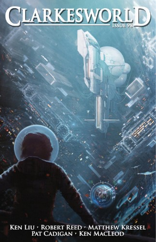 AMC is developing a sci-fi show based on Ken Liu's short stories