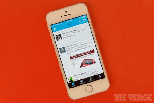 Twitter for iOS and Android now let you search for news stories, pictures, and videos