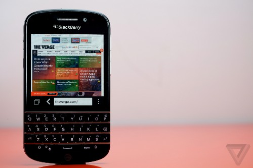 BlackBerry's CEO is 'outraged' by T-Mobile's attempts to convert its customers to the iPhone