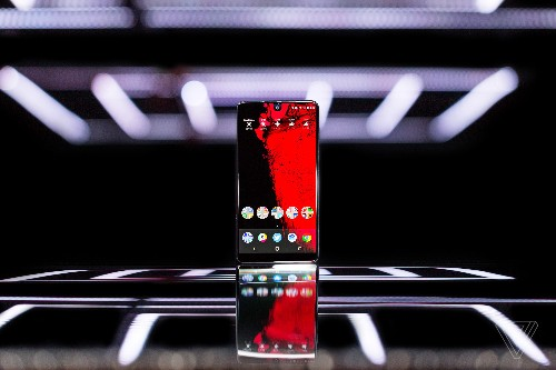 Essential, Andy Rubin's phone company, is shutting down
