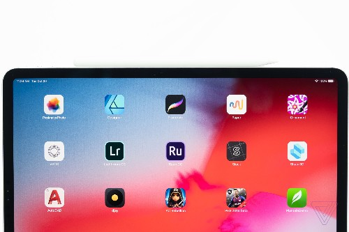 iPad Pro: hands-on with Apple's new all-screen tablet