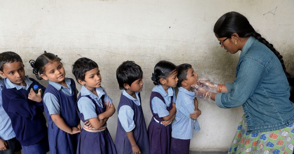 A new study finds that giving kids deworming treatment still benefits them 20 years later