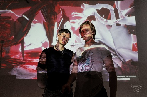 How Team Rolfes uses motion capture suits to create wild interactive experiences