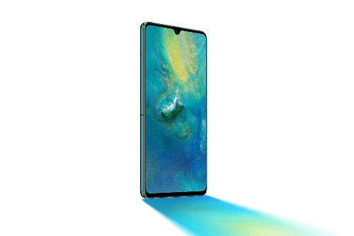 Huawei's first 5G phone is launching this month