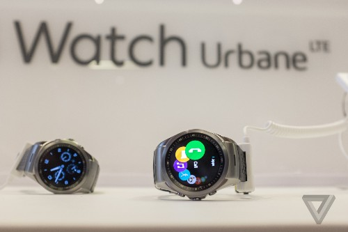 Our first look at LG's new webOS and Android Wear smartwatches