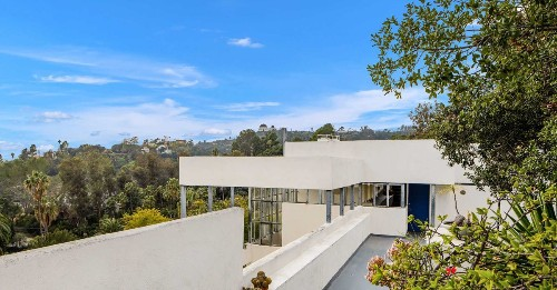 Richard Neutra's Lovell Health House—one of the greatest homes in Los Angeles—is for sale