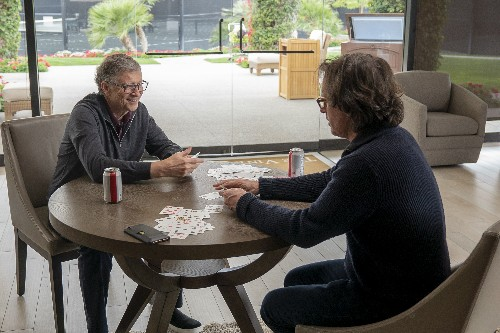 Navigating Bill Gates' brain with Netflix filmmaker Davis Guggenheim