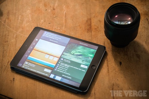 Flickr's iPad app is exactly what you'd expect – and that's a good thing