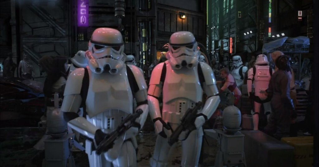 Footage reportedly from George Lucas' abandoned Star Wars: TV series surfaces
