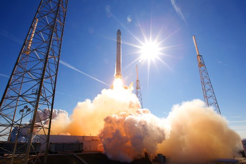 SpaceX confirms $1 billion funding round with Google