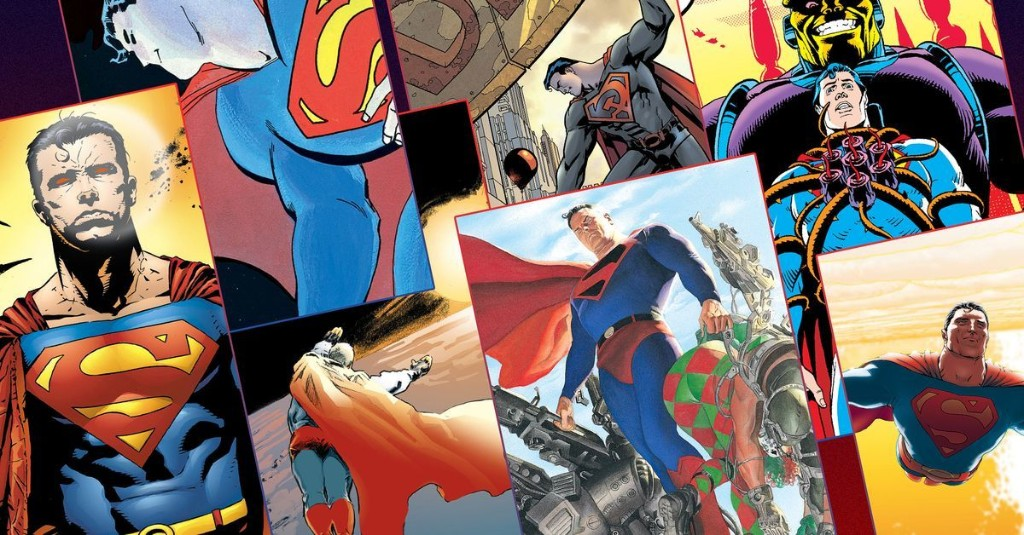 The 8 best Superman comics of all time