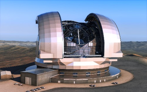 Construction has been approved for the world's largest telescope